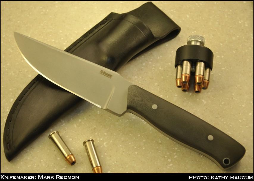Mark Redmon - Handmade Knives